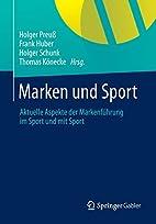 Marken und Sport aktuelle Aspekte der…