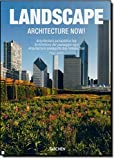 Philip Jodidio: Architecture now! Landscape. Ediz. italiana, spagnola e portoghese