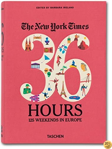 TThe New York Times, 36 Hours: Europe