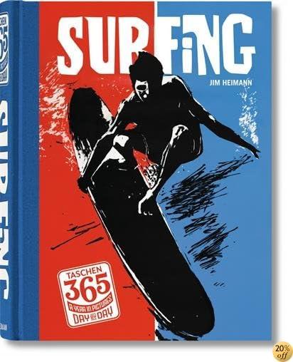 TTASCHEN 365 Day-by-Day: Surfing