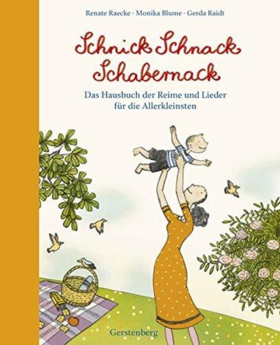 schnick-schnack-schabernack-das-hausbuch-der-reime-und-lieder-fur-die-allerkleinsten