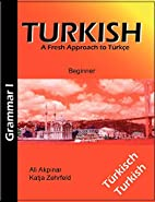 Turkish by Katja Zehrfeld