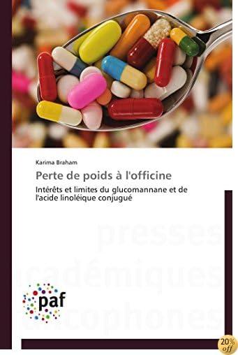 Perte de poids à l'officine (Omn.Pres.Franc.) (French Edition)