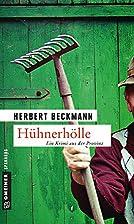 Hühnerhölle by Herbert Beckmann