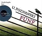 Fünf (Hörbestseller) by Ursula Poznanski