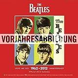 Beatles: Beatles Broschurkalender 2013