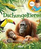 TING: Dschungeltiere: Ein Buch zum Lesen,…
