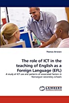 The role of ICT in the teaching of English…