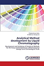 Analytical Method development by Liquid…