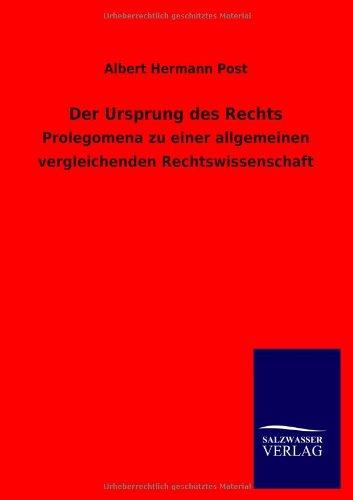der-ursprung-des-rechts-german-edition