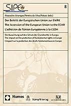 Der Beitritt der Europäischen Union zur…