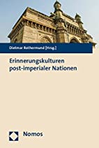 Erinnerungskulturen post-imperialer Nationen…