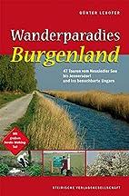 Wanderparadies Burgenland: 47 Touren vom…