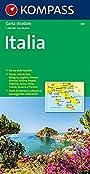 Italien. 1:600000 -