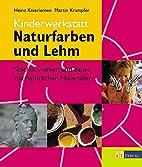 Kinderwerkstatt Naturfarben und Lehm by…