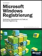 Microsoft Windows Server 2003 Registrierung.…