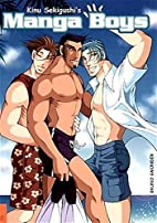 Manga Boys (Hot Shots) by Kinu Sekigushi