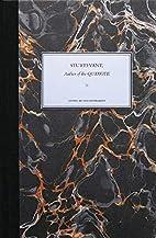 Elaine Sturtevant: Author of the Quixote by…