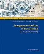 Synagogenarchitektur in Deutschland :…