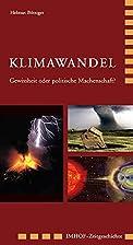 Klimawandel. Gewissheit oder politische…