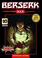 Berserk Max 10: 2 Mangas in einem Band: BD…