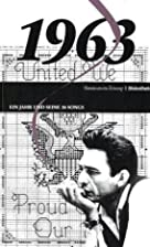 50 Jahre Popmusik - 1963. Buch und CD. Ein…