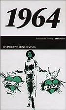 50 Jahre Popmusik - 1964. Buch und CD. Ein…