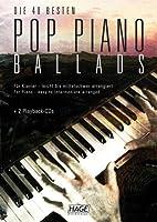 Pop Piano Ballads. Die 40 besten und…