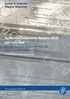 Qualitative Comparative Analysis (QCA) und…