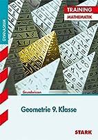 Training Mathematik. Geometrie. 9. Klasse…