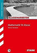 Klassenarbeiten Mathematik / Mathematik…