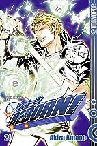 Reborn!, Volume 21 by Akira Amano