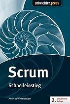 Scrum - Schnelleinstieg by Andreas…