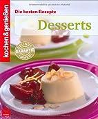 Die besten Rezepte Desserts: kochen &…
