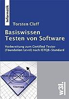 Basiswissen Testen von Software by Torsten…