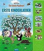 Liederbuch Erste Kinderlieder - Der kleine…