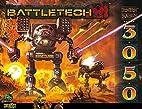 BattleTech: Hardware Handbuch 3050