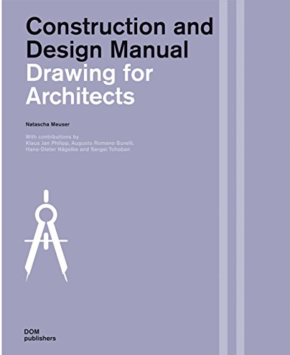 drawing-for-architects-construction-and-design-manual