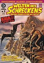 Welten des Schreckens by Levin Kurio
