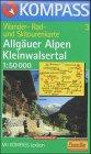 Allgäuer Alpen - Kleines Walsertal. Mit…