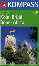 Kompass Karten, Köln, Brühl, Bonn