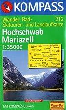 Hochschwab. Mariazell 1 : 35 000.…