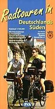 Radtouren in Deutschlands Süden, 15 Bl.