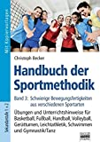 Christoph Becker: Handbuch der Sportmethodik - Band 3