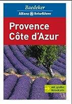 Baedeker's Provence by Jarrold Baedeker