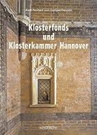 Der Allgemeine Hannoversche Klosterfonds und…