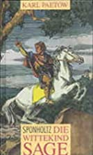 Die Wittekindsage by Hans Happ