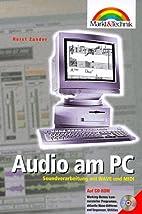 Audio am PC. Soundverarbeitung mit WAVE und…