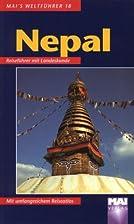 Nepal. Mai- Führer. Reiseführer mit…