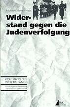 Widerstand gegen die Judenverfolgung…
